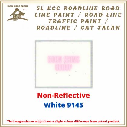5L KCC Roadline Road Line Paint / Road Marking Paint / Road Line Traffic Paint / Roadline / Cat Jalan / Cat Jalan Raya